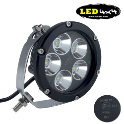 Faro led 50W largo alcance homologado HR 12.5