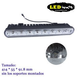 Barra led 80W largo alcance HOMOLOGADA HR 20