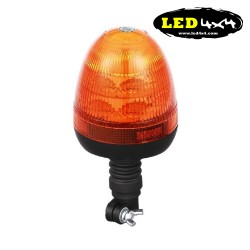 Rotativo led tubular flexible función Flash R65 y 10R