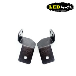 Led Light Brackets to fit Polaris RZR 2015+ or RZR 900 For led lights installation