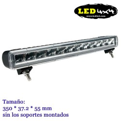 Barra led 36W largo alcance HOMOLOGADA HR 17.5