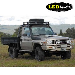 SNORKEL TOYOTA LAND CRUISER 70 SERIES (2007 - Onwards)