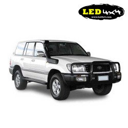 SNORKEL TOYOTA LAND CRUISER 100 SERIES (1998 - 2007)