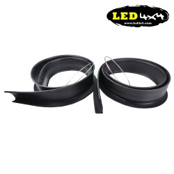 Universal Fender Flares 11 cm 2 strips of 3 meters
