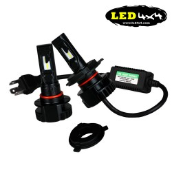 Set 2 bombillas LED H4 120W CREE 10.000lm