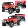 Jeep Wrangler TJ ABS Fender Flares Kit