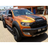 Ford Ranger MK2 PX XLT XL T7, ABS Fender Flares Kit