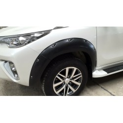 Toyota Fortuner ABS Fender Flares Kit
