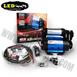 12V air compressor for HF LOCK