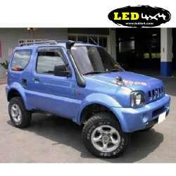 SNORKEL SUZUKI JIMNY (1998 - Onwards) Short