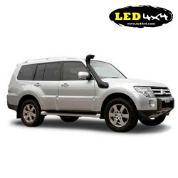 SNORKEL MITSUBISHI PAJERO 4 NS / NT / NW (2007 - Onwards)