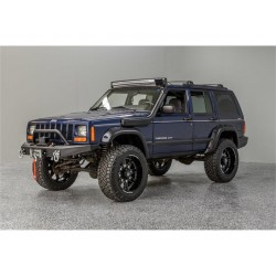 Jeep Cherokee XJ ABS Fender Flares Kit 1984-2001 5 doors