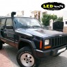 SNORKEL JEEP CHEROKEE XJ (1985 - 2001) right side