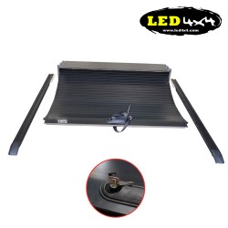 Persiana de aluminio enrollable para Pick Up elegir modelo