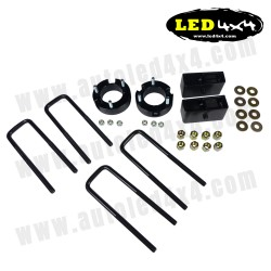 Lift kit +5cm cleats Nissan Navara D23 NP300