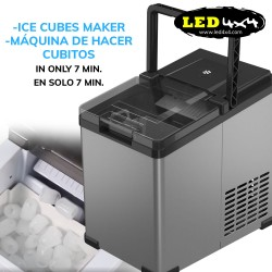 Fast ice cubes maker Alpicool ICE16