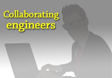 Collaborating engineers